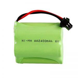 Батерија за полнење NiMH AA2400 6V
