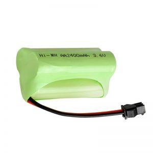 Батерија за полнење NiMH AA2400 3.6V