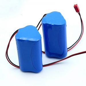 Литиум-јон 3S1P 18650 10,8v 2250mah пакет литиум јонски батерии за медицинско помагало