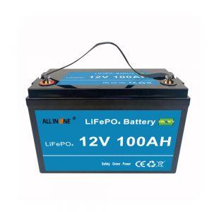 12V Долг живот LiFePO4 4S33P Ли-јонска батерија на полнење 12V 200Ah литиум-јонска батерија 32700 LiFePO4 батерија