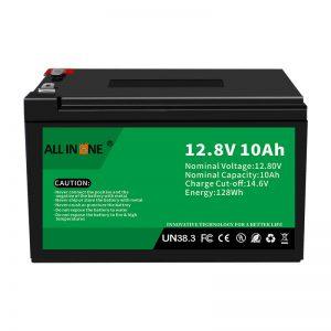 12.8V 10Ah LiFePO4 Замена на оловна киселина Литиум јонски батерии 12V 10Ah