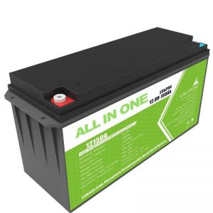 Голем капацитет 12,8v 150ah литиумска батерија за домашно соларно складирање