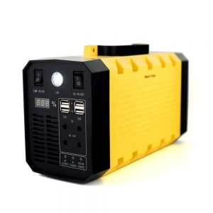 12v 30ah инвертер батерија 500w преносна централа