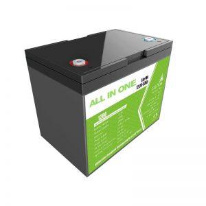 Hotsale 12,8V 80Ah јонска литионска батерија за резервно напојување за зачувување на сончевата енергија заменете ја батеријата со оловна киселина со долг век на траење