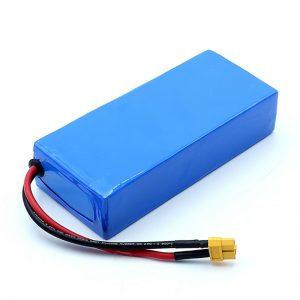 Висококвалитетно полнење 12v 12Ah Li-ion батерија 3S6P литиум јонски батерии Пакувања