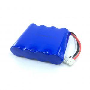 Пакет литиумски батерии 14,8V 2200 mAh 18650 литиум за паметна правосмукалка