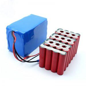 Прилагодена висококвалитетна добра цена врвна продажба на батерии 18650 24V 8.8Ah
