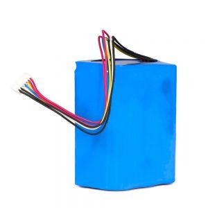 Специјално се користи за медицински апарати и инструменти 18650 3500mah ќелии 7.2v10.5ah батерии