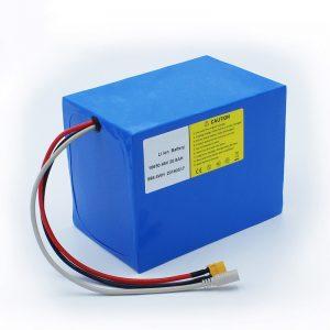Литиумска батерија 18650 48V 20.8AH за електрични велосипеди и комплет за велосипеди