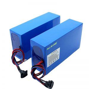 СИТЕ ВО ЕДНИ ќелии 13S7P 18650 48v 20.3ah батерија за електричен велосипед