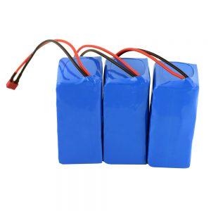 Пакет батерии за полнење од 18V 4.4Ah 5S2P литиум јонски батерии за електрични алати