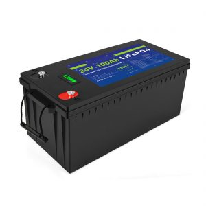Литиум -јонска батерија со длабок циклус Lifepo4 24v 200ah соларна батерија за складирање 3500+ циклуси лионска јонска батерија