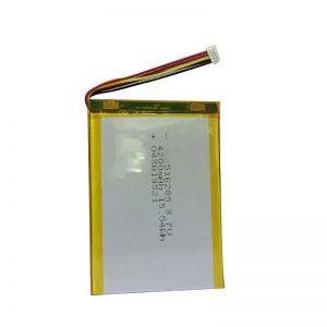516285 3.7V 4200mAh Паметен домашен инструмент полимерна литиумска батерија