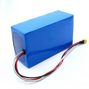 Пакет батерии со електричен скејтборд литиум 36V 10Ah Li -on 18650
