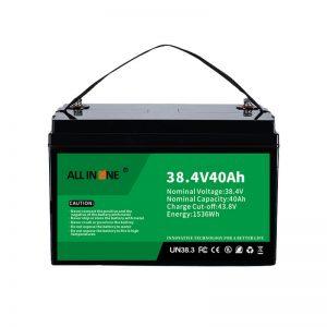 8,4V 40Ah литиум железо фосфат батерија за VPP/SHS/морски/возило 36V 40Ah