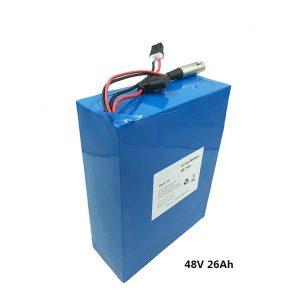 48v26ah литиумска батерија за etwow електрични скутери електричен мотор графен батерија 48 волтни литиумски батерии