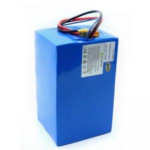 Фабрика снабдува висококвалитетна батерија lifepo4 батерија 48v 40ah за електричен велосипед