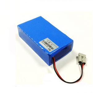 Литиум јонски батерии спаѓаат 60v 12ah батерија со електричен скутер
