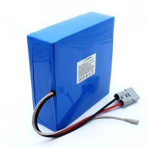 Литиумска батерија од 60 волти 30Ах 50Ах литиумска батерија за електричен скутер