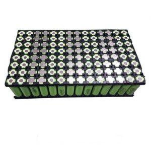 Нов пакет на полнење 72V 30AH литиум јонски батерии за автомобил за складирање енергија
