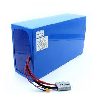 Пакет батерии 18650 72v 100Ah за електричен мотор