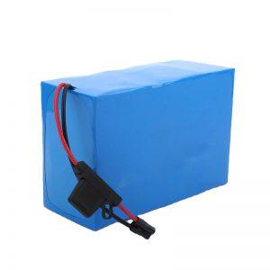 Прилагодено пакет 72 волтна батерија литиум јонски 72V батерија