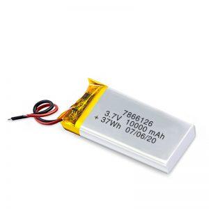 Батерија за полнење со LiPO батерија 7866120 3.7V 10000mAh / 3.7V 20000mAH / 7.4V 10000mAh