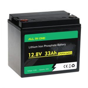 СИТЕ ВО ЕДНО 26650 lifepo4 12V 33ah литиум железо фосфат батерија