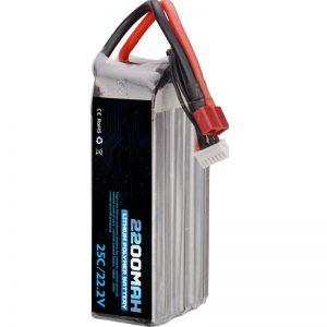 топла продажба литиум-полимерна батерија на полнење 22000 mah 6s lipo