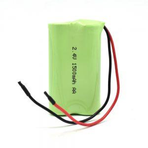Батерија за полнење NiMH AA1500mAh 2.4V