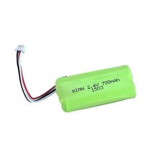 Батерија за полнење NiMH AA700 2.4V
