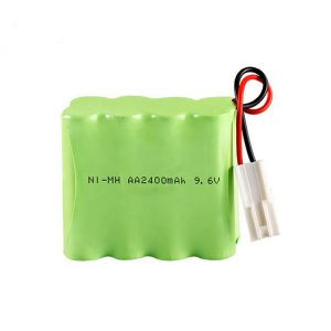 Батерија за полнење NiMH AA2400 9.6V