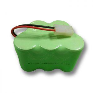 Батерија за полнење NiMH D9000mAH 6V