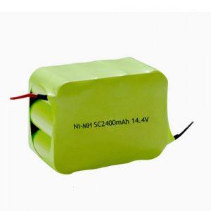 NiMH батерија за полнење SC 2400mAH 14.4V