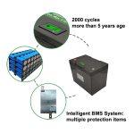 Основни параметри на литиумска батерија