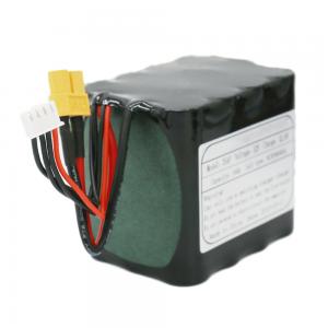 Пакет батерии за полнење 18650 батерии 3S4P Li-ion 11.1V 10Ah за соларна светилка