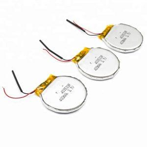 Прилагодена батерија за LiPO 403533 3.7V 400mAH