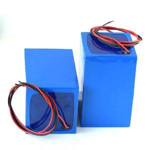 16s4p 18650 60v 40ah литиумски батерии за батерии за полнење со електричен скутер