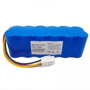 висококвалитетна 14.4v батерија за замена на правосмукалка за navibot SR8750 DJ96-00113C VCA-RBT20