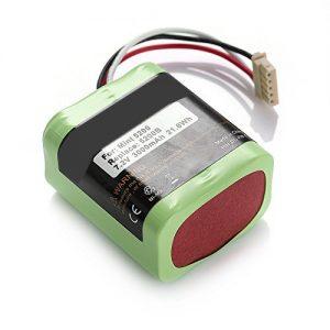 Замена на батеријата за полнење Ni-MH на батерија на Beston Scooba Mint5200B 7.2V 3Ah за правосмукалка iRobot